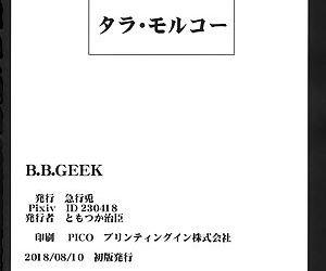 B.B.GEEK - part 2