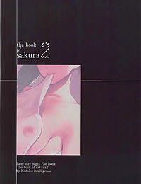 THE BOOK OF SAKURA 2
