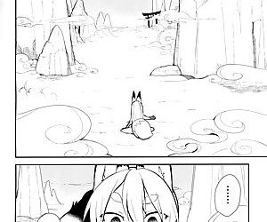 Kitsune no Kami-sama ni Aimashita Yon