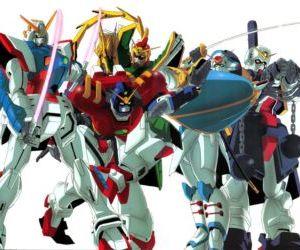 Newtype Illustrated Collection - 20 Years of Gundam - Gundam Regeneration - part 6