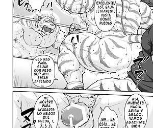 9ANIMALS ver1.1 HUGE TIGER