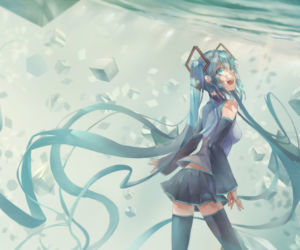 pixiv artist Azomo - part 4