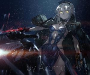 pixiv artist Azomo - part 8