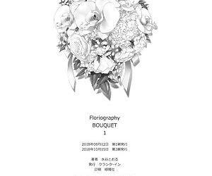 Floriography BOUQUET 1 - part 3
