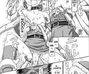 Christmas Futanari Shokushu Manga