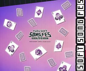 Yuzusoft SongFes 2018 Pamphlet - part 2