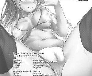 Suzuya to Natsu LOVE VACATION