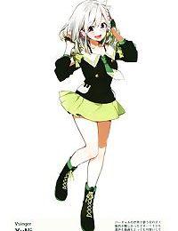 『桜色』 SakuragiRen characters vol.1 - part 2