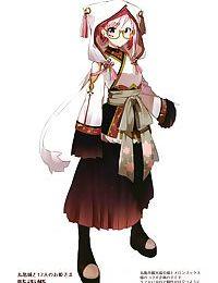 『桜色』 SakuragiRen characters vol.1 - part 4