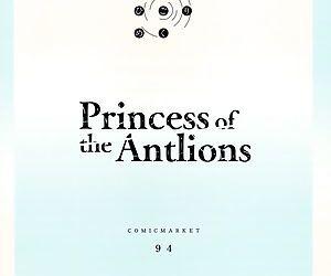 Ari Jigoku no Hime - Princess of the Antlions - part 2
