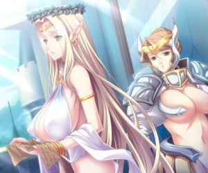Kuroinu Chapter 2 ~The Blowjob Princess Knight- Lustful Young Princess- and Anal Eastern Priestess~ - part 23