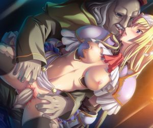 Kuroinu Chapter 2 ~The Blowjob Princess Knight- Lustful Young Princess- and Anal Eastern Priestess~ - part 2