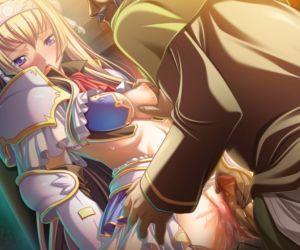 Kuroinu Chapter 2 ~The Blowjob Princess Knight- Lustful Young Princess- and Anal Eastern Priestess~