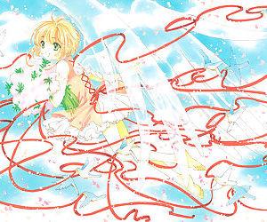 Cardcaptor Sakura: Illustrations Collection 3 - Extra - part 2
