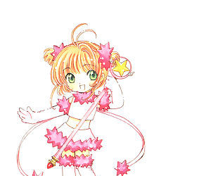 Cardcaptor Sakura: Illustrations Collection 3 - Extra - part 3