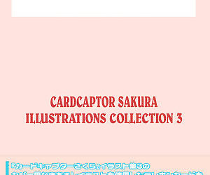 Cardcaptor Sakura: Illustrations Collection 3 - Extra - part 6