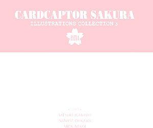 Cardcaptor Sakura: Illustrations Collection 3 - Extra
