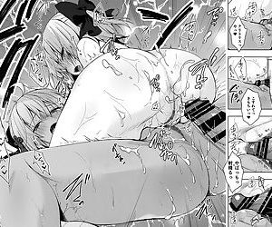 Double Okita-san Shitataru -Zubuzubu Daiyokujou-