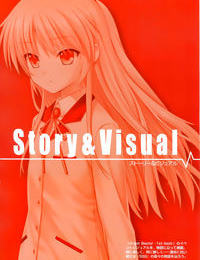 Angel Beats! -1st beat- Perfect Visual Book - part 2