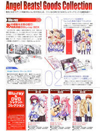 Angel Beats! -1st beat- Perfect Visual Book - part 7