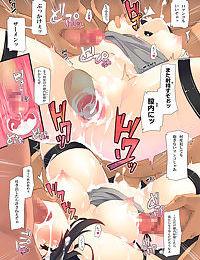 Okasarekei Shoujo Meina -Chika Ingoku Hen-