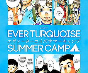 Ever Turquoise Summer Camp