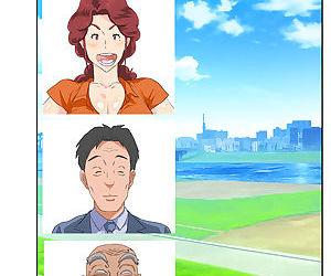 Kyojiri Tsuma Keiko to Zetsurin! Sukebe Jii. - part 4