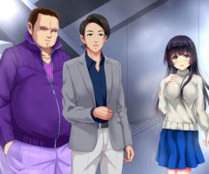 Seifuku Osanazuma no Netorare Jijou - part 18