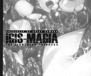 Raikou Shinki Igis Magia -PANDRA saga 3rd ignition-