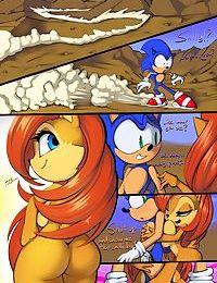 Sally Comic