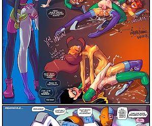 Barely EighTeen Titans Chronological