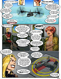 Danger Girl - Road to Hell - part 2