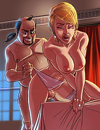 Danger Girl - Road to Hell - part 3