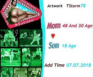 Artwork TStorm78 - Mom Special Gallery - part 2
