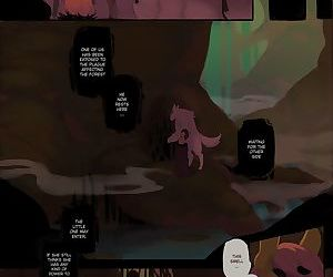 Pony Academy- Chapter 5: The Forests Warden