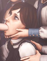 All Elizabeth/Bioshock SFM gifs UPDATED 25 Dec 15 - part 2