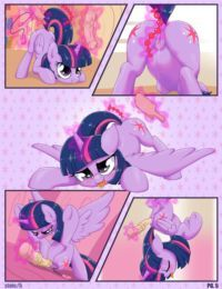 Stoic5s Self Pleasure MLP Comics Pages