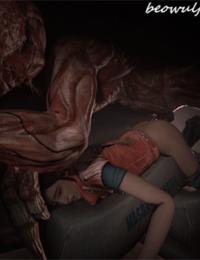 Resident Evil gif - part 3