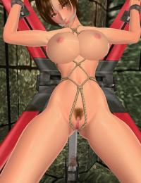 Immoral Ward Animations
