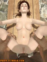 Ellie in chains GIFS - Artist: Animopron