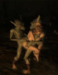 TESIV: Goblin Monster Sex
