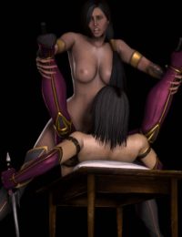 Mileena - part 3