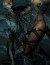 TESV: Chaurus Monster Sex