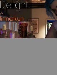 artist3d - Dinner-Kun - part 4