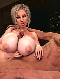 Soria - Big Titty 3D Elf Girl Tittyfucking + Sex Adventures with Tifa Lockhart 3D