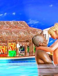 Lunafreyas vacation - part 2