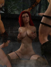 Sonya Emerald - Talisman - part 3