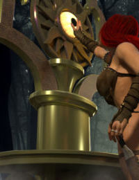 Sonya Emerald - Talisman - part 5