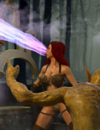 Sonya Emerald - Talisman - part 6