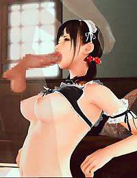 Chou Chijo Maid! - part 4